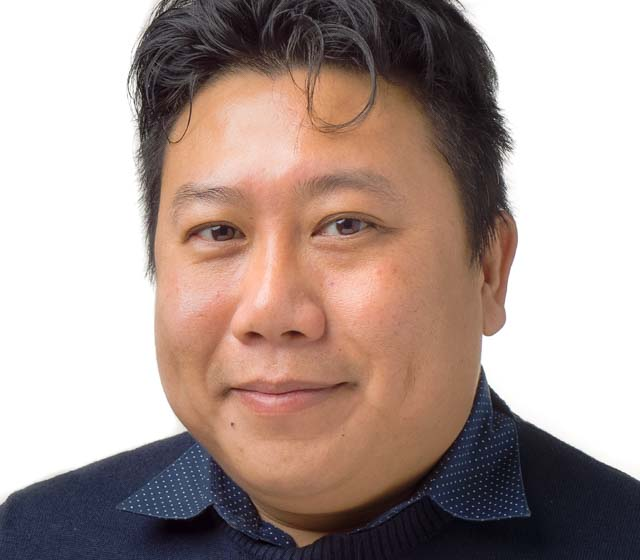 A picture of Simon Fong