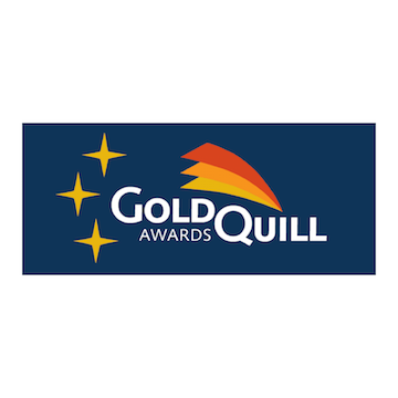 Gold Quill Awards logo