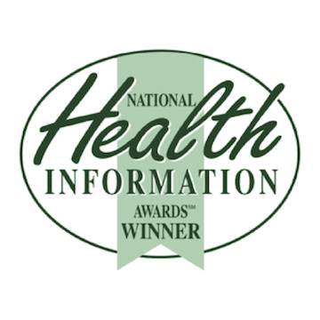 National Health Information Awards logo