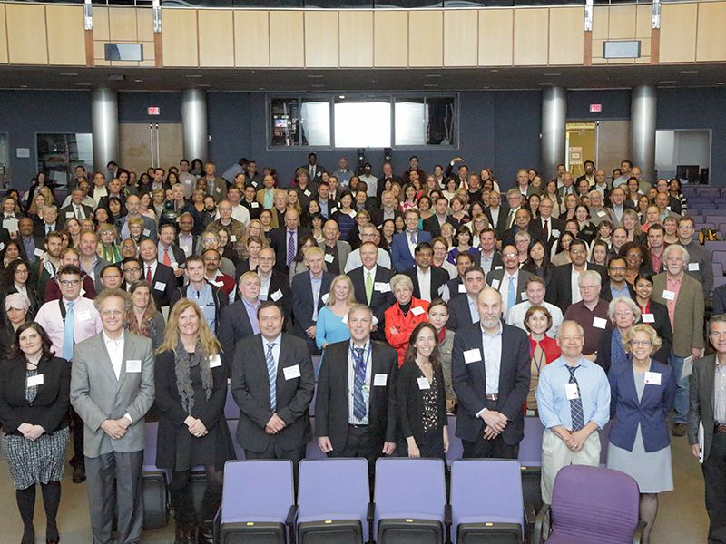 More than 400 researchers participated in NICHD's 2015 Human Placenta Project meeting, which Palladian organized.