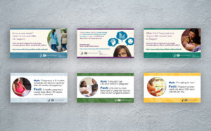 "NICHD ""Mom's Mental Health Matters"" Infocards"