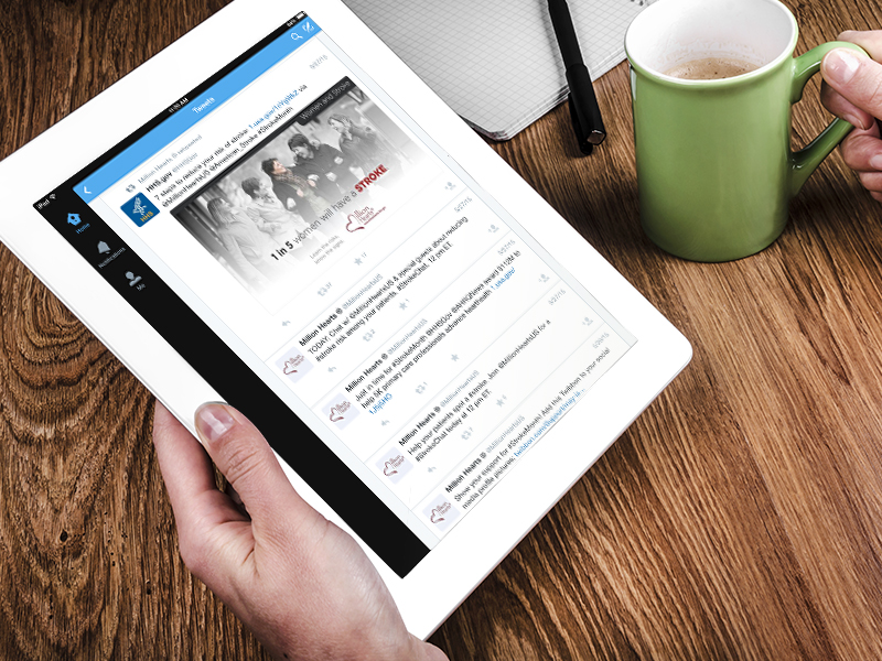Palladian's strategic plan helped grow more than 7,000 Twitter followers in 12 months.
