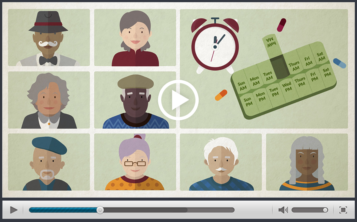 """Million Hearts® """"Tips for Taking Blood Pressure Medicines As Directed"""" Video"""